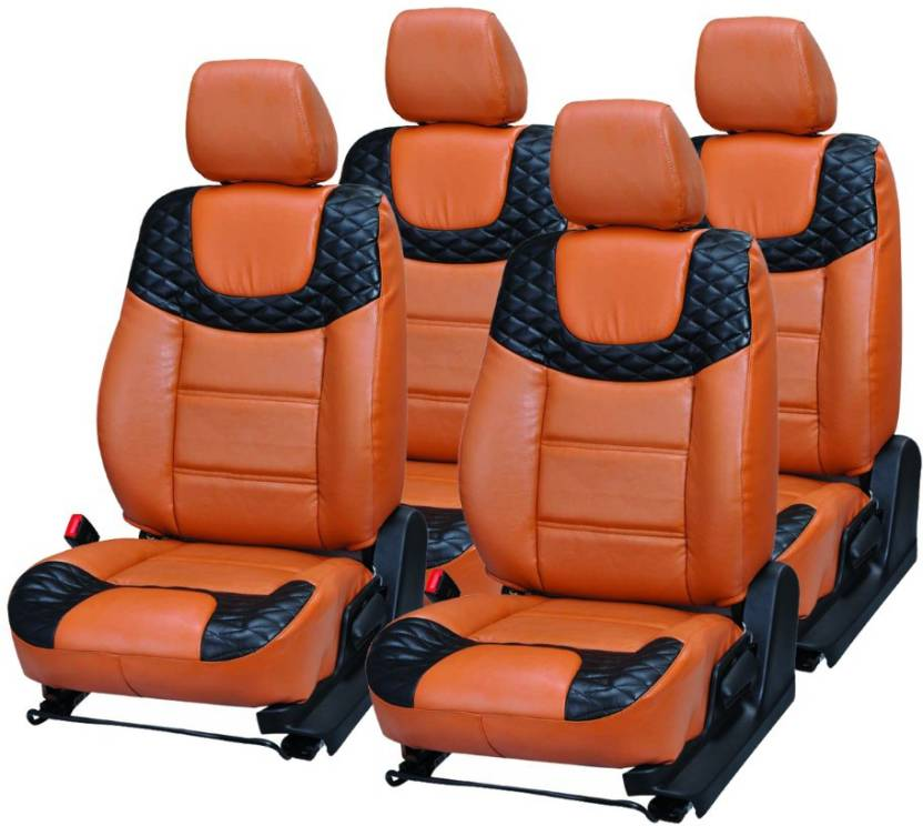 Pegasus Premium PU Leather Car Seat Cover For Maruti 800