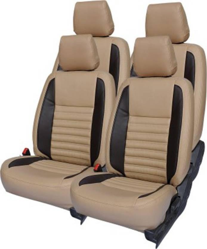 Vini S Pu Leather Car Seat Cover For Honda Amaze Price In India