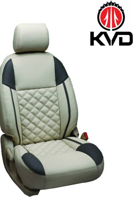 cd6bba8a4262 KVD Autozone Leatherette Car Seat Cover For Tata Safari Price in ...