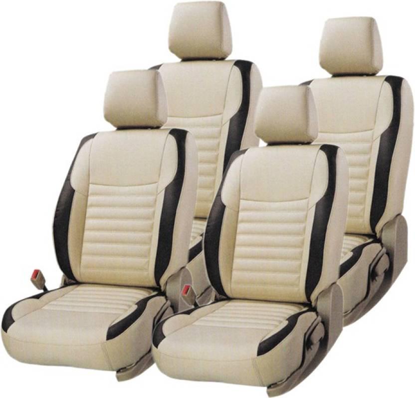 DGC Leatherette Car Seat Cover For Hyundai Elite I20
