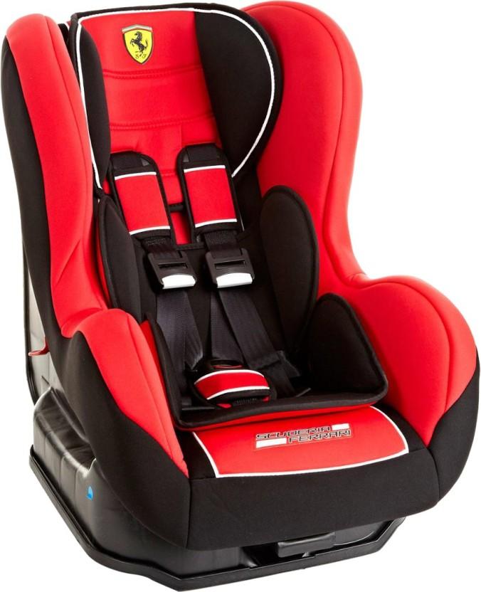 Ferrari Forward Facing Convertible Car Seat Cosmo