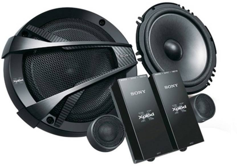 Sony Sony Xs N16202c 16cm Car 2 Way Component Speakers 206357