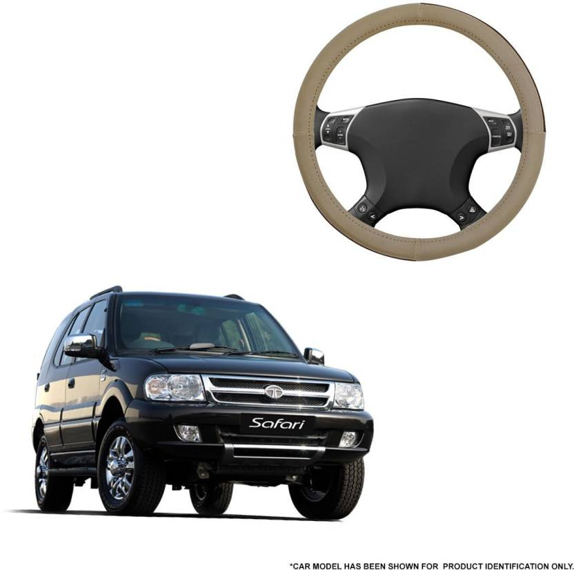 f8e8efb4c5aa Autofurnish Steering Cover For Tata Safari Price in India - Buy ...