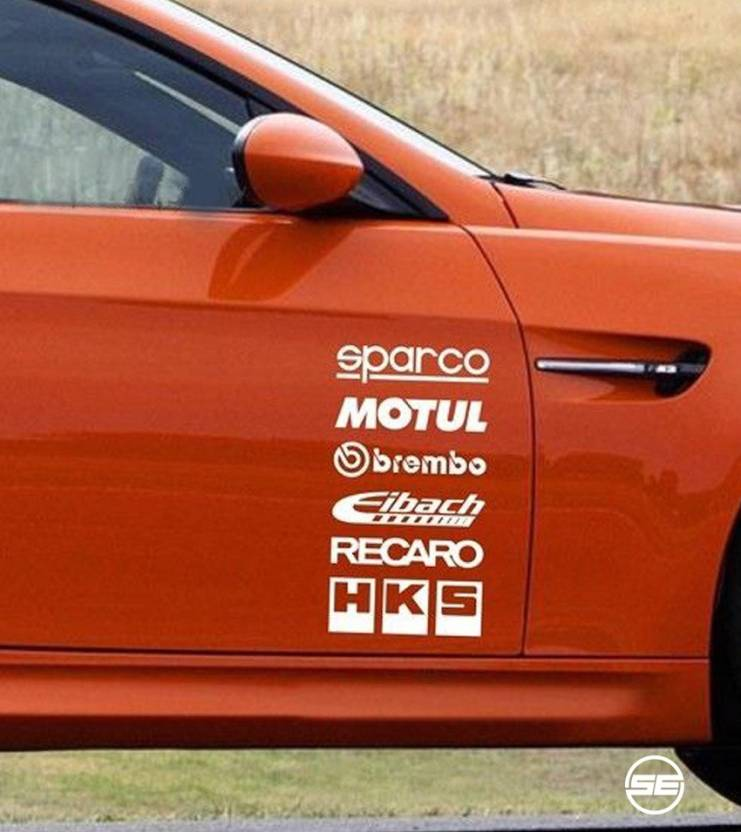 Se Racing Sticker For Sides Price In India Buy Se Racing