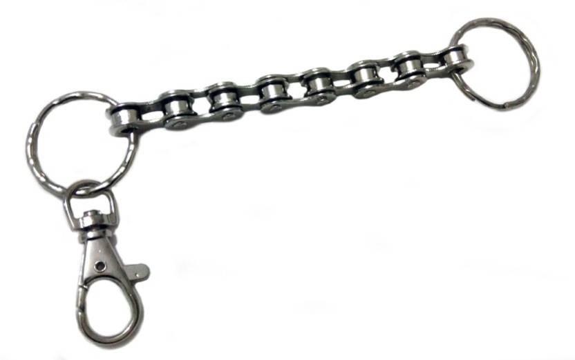 04c845b8a03 Techpro Bike Chain Link Locking Key Chain