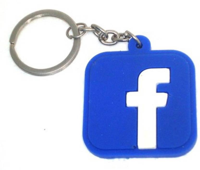 Surplus Bazar High Quality Facebook Logo Key Chain Buy