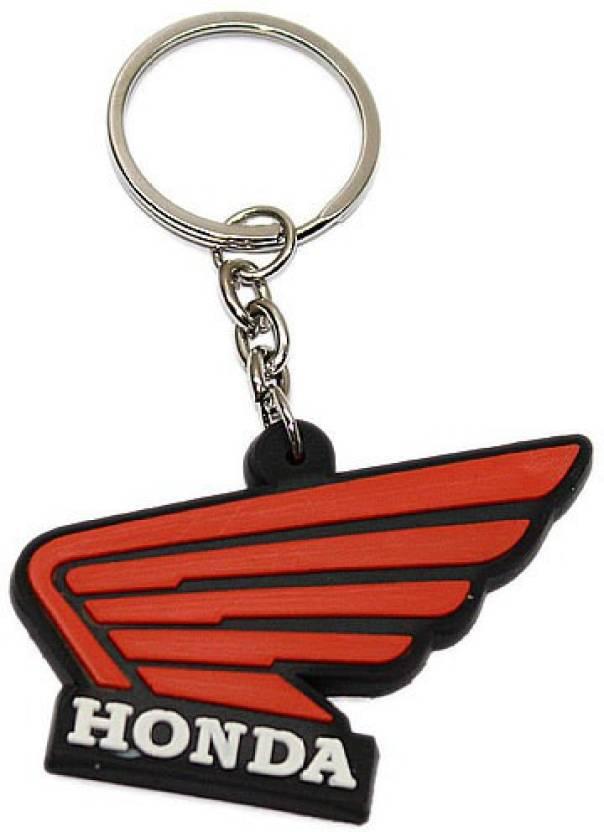 24x7 Shop Honda Bike Big Symbol Rubber Key Chain Buy 24x7 Shop