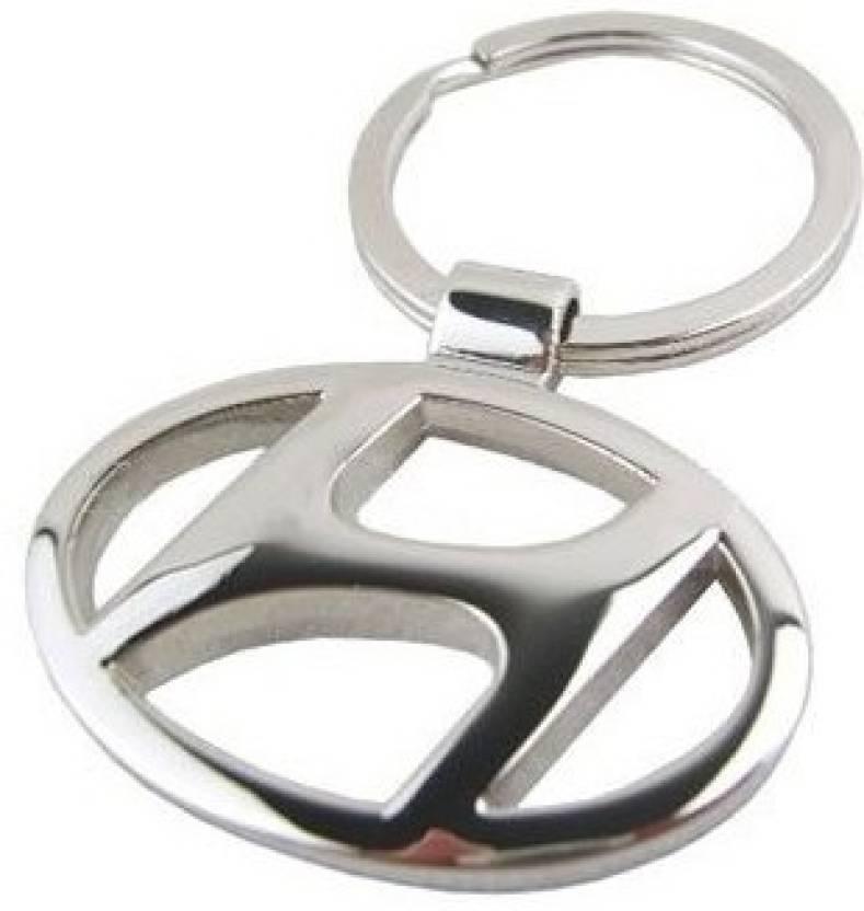 Tag3 Hyundai Car Metal Logo Key Chain Buy Tag3 Hyundai Car Metal