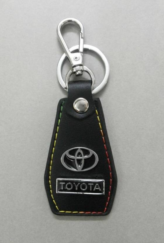 Oyedeal Car Logo Toyota Leather Key Chain - Buy Oyedeal Car Logo ... 5ed4bd1142e4
