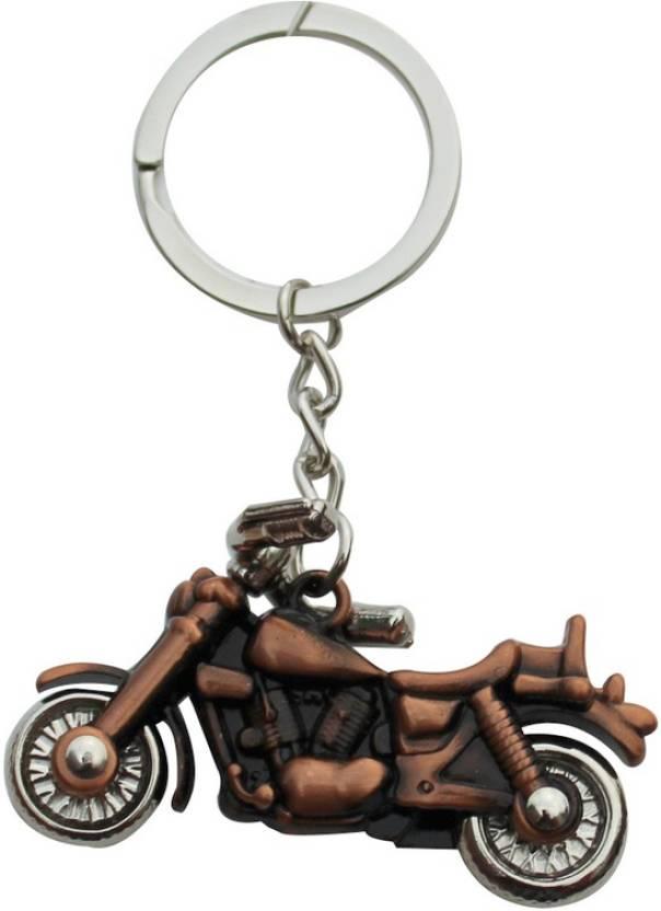 ctw antique royal enfield bullet bike metal key chain buy ctw