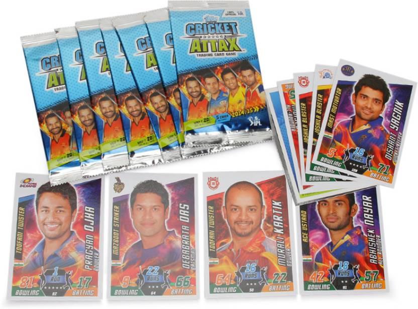 Topps IPL 2014 Cricket Attax Carry Box