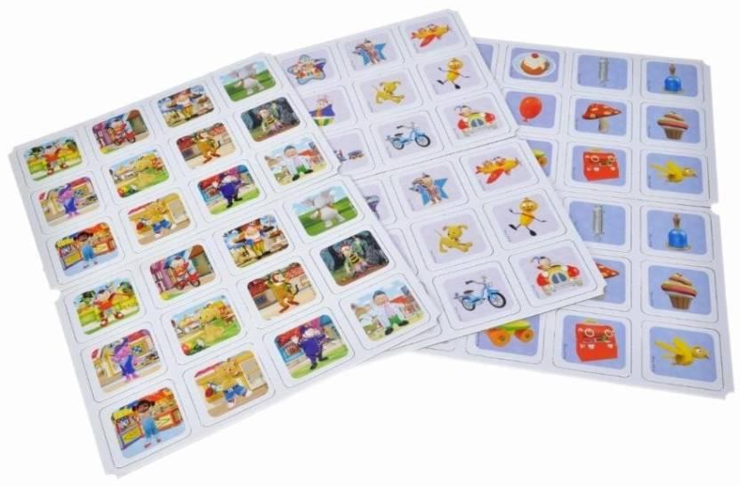 Funskool Memory Game