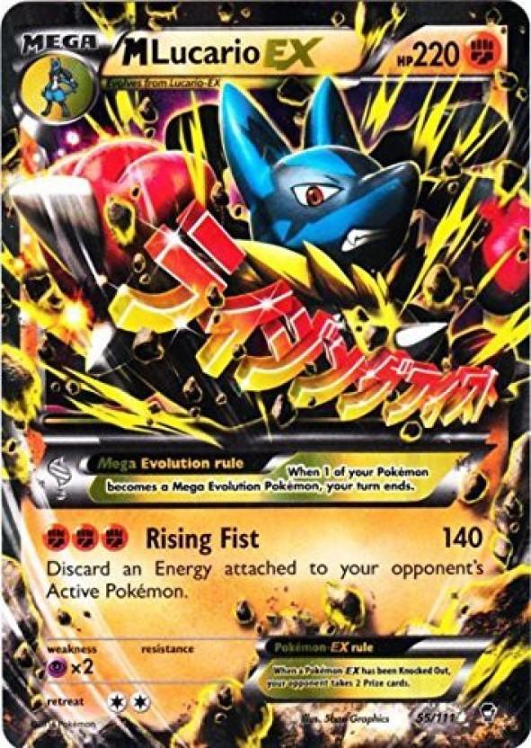 Pokemon Individual Cards Pokemon Tcg M Mega Heracross Ex