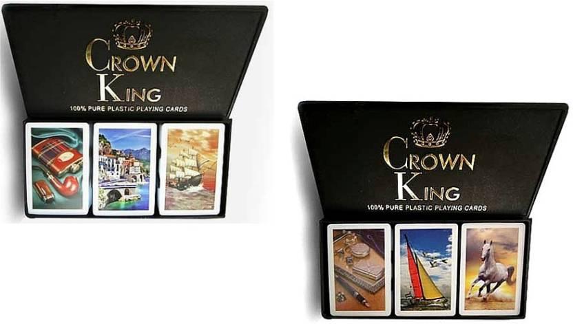 Nandi Crown King 6 PC Set