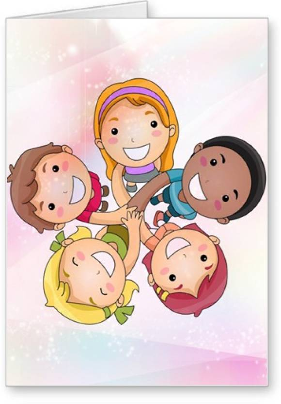 Lolprint kids friendship day greeting card price in india buy lolprint kids friendship day greeting card m4hsunfo