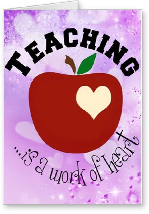 Lolprint teaching teachers day greeting card price in india buy lolprint teaching teachers day greeting card m4hsunfo