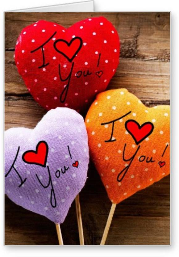 Lolprint i love you greeting card price in india buy lolprint i lolprint i love you greeting card m4hsunfo