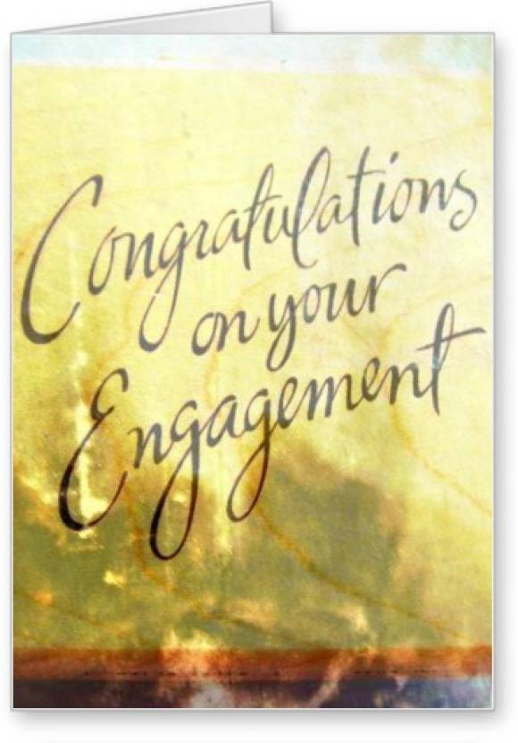 Lolprint congratulations on your engagement greeting card price in lolprint congratulations on your engagement greeting card m4hsunfo
