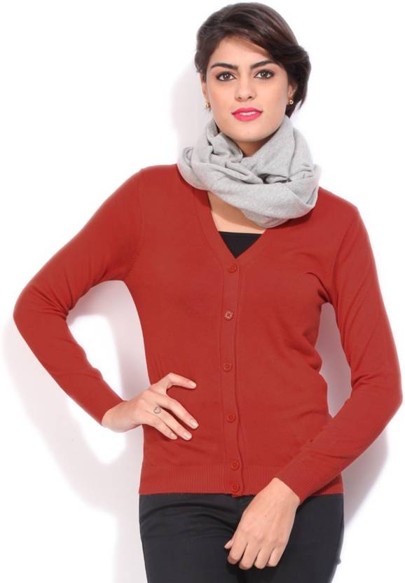 01ab358f33f8 United Colors of Benetton. Women s Cardigan Price in India - Buy ...