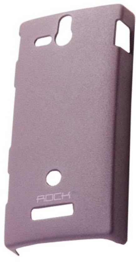 Rock Back Cover for Sony Xperia U