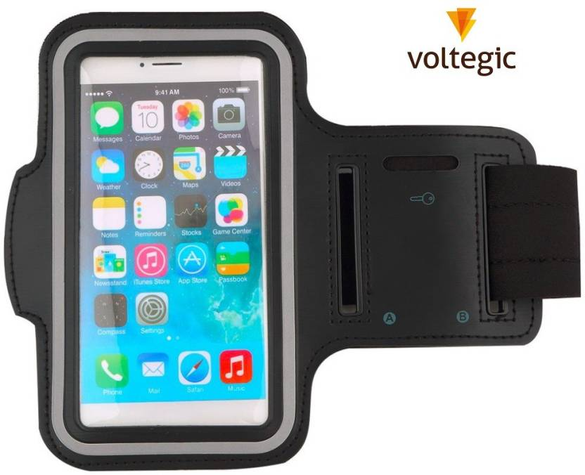 new style e6b34 d623d Voltegic Arm Band Case for Waterproof Sport Adjustable™ Running GYM For  Apple iPhone 6 plus 5.5