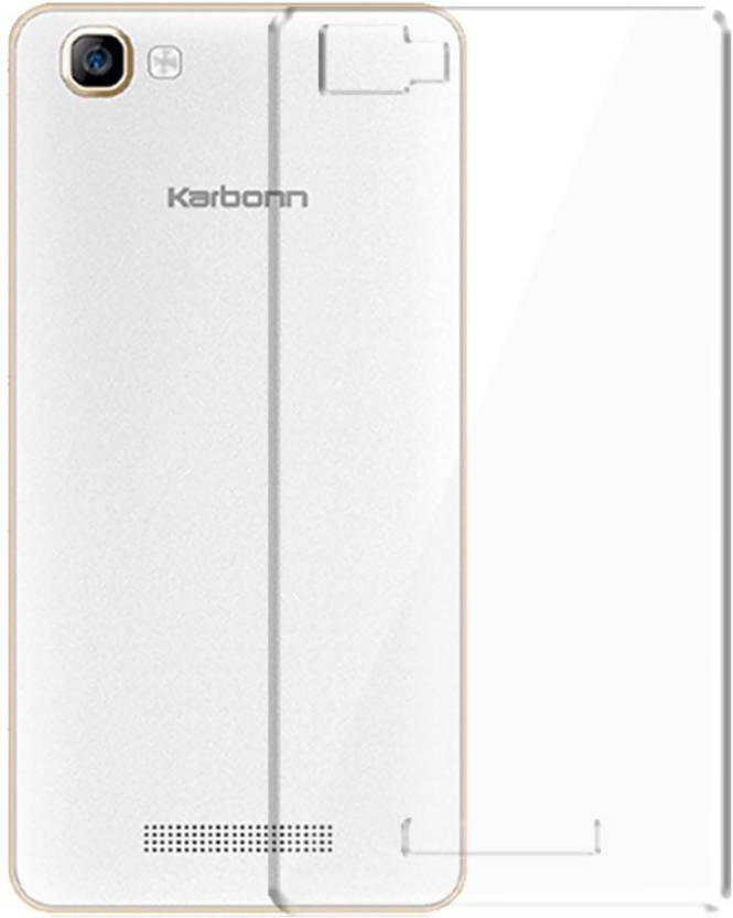 Mirox Back Cover for Karbonn Titanium K9 Smart - Mirox