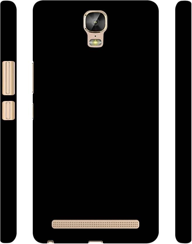 online retailer 45272 16af5 Casotec Back Cover for Gionee Marathon M5 Plus