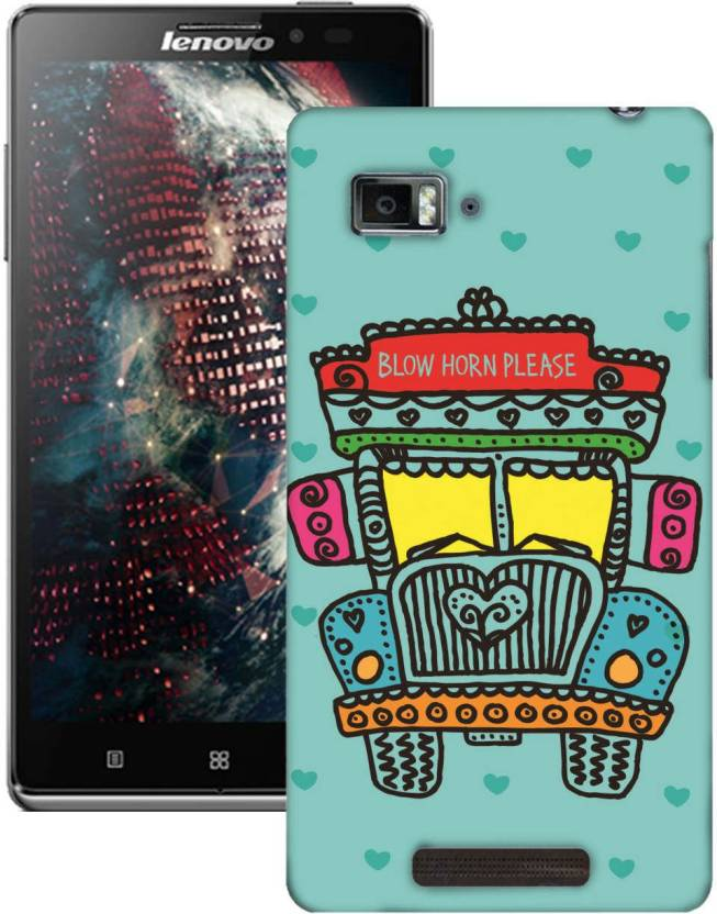 AmerakiDesignHouse Back Cover for Lenovo Vibe Z K910