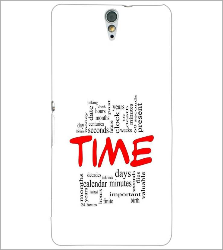 Printswag Back Cover for SONY XPERIA C5