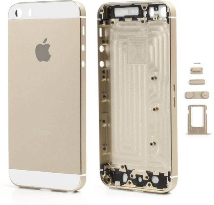 new style 30462 231e6 Sozira Back Replacement Cover for Apple Iphone 5/5G Housing Body ...