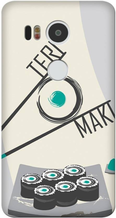 Blink Ideas Back Cover for LG Google Nexus 5X