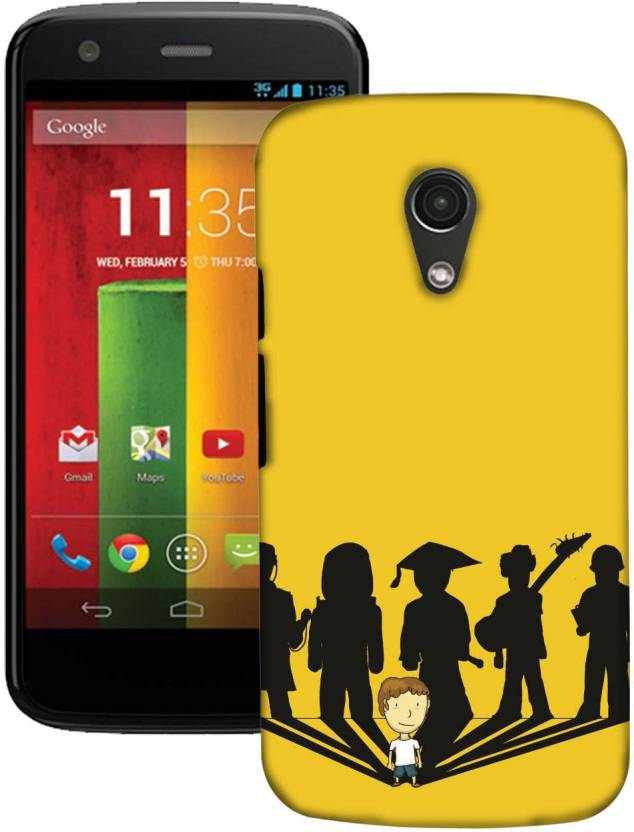 AmerakiDesignHouse Back Cover for Motorola Moto G 2