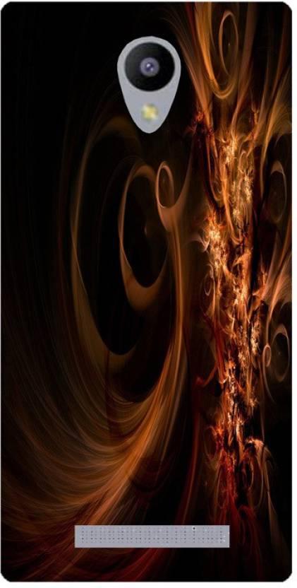 Amagav Back Cover for Lyf Wind 3