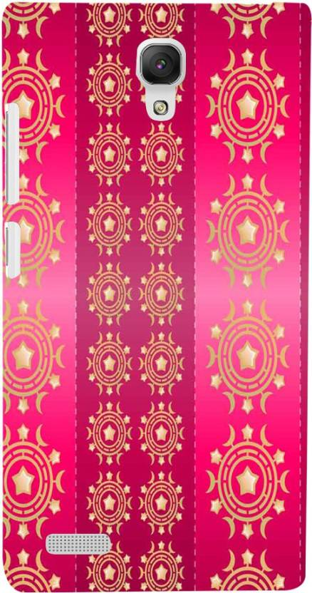 Printswag Back Cover for Mi Redmi Note
