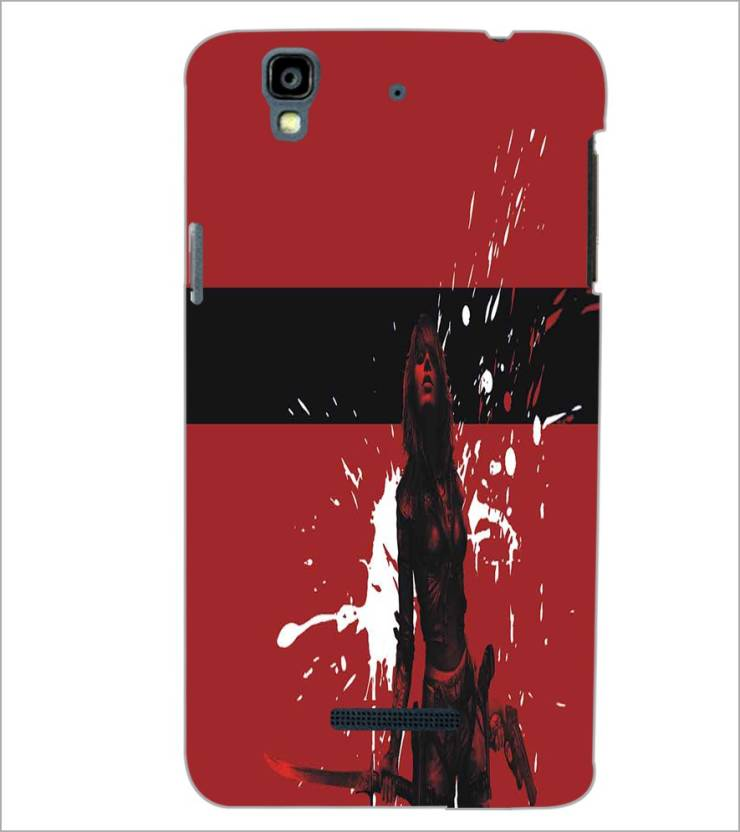 Printswag Back Cover for Micromax Yu Yureka