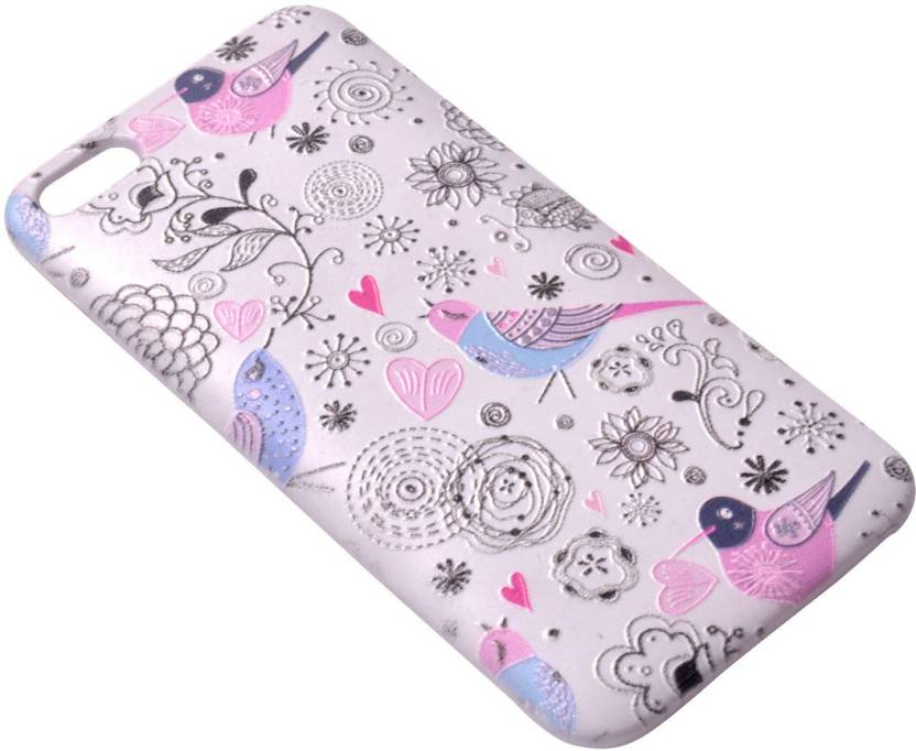 KolorFish Back Cover for Apple iPhone 5, 5S
