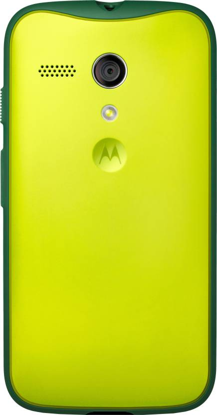 sale retailer d265c 737b4 Motorola Back Cover for Moto G (1st Gen)