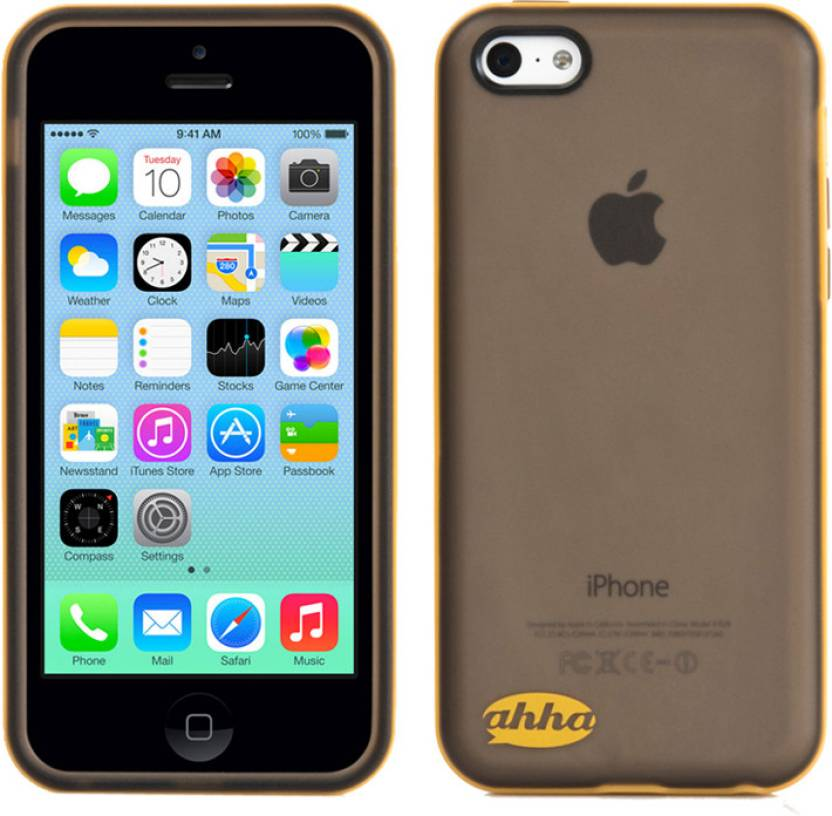 cheap for discount 6c1d8 5cbb7 Ahha Back Cover for Apple iPhone 5C - Ahha : Flipkart.com