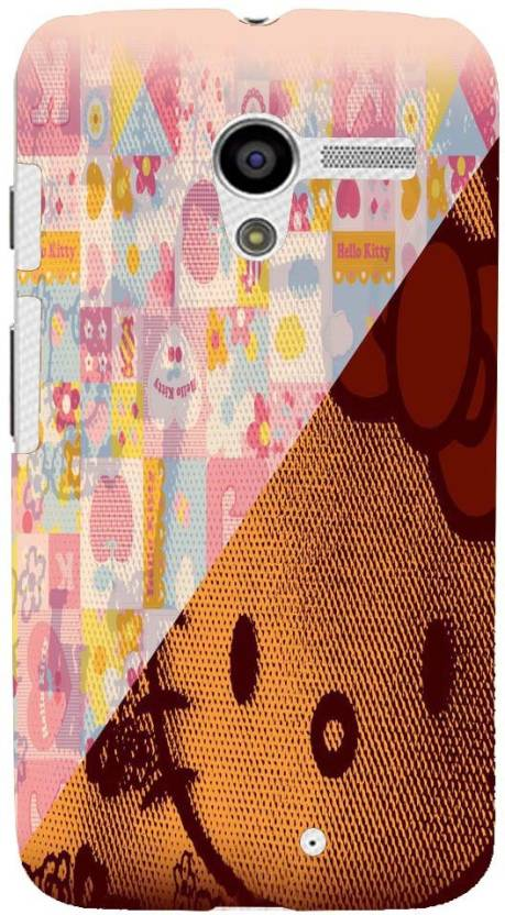 Fuson Back Cover for Motorola Moto X Style