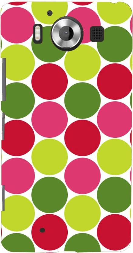 Mobile Makeup Back Cover for Microsoft Lumia 950