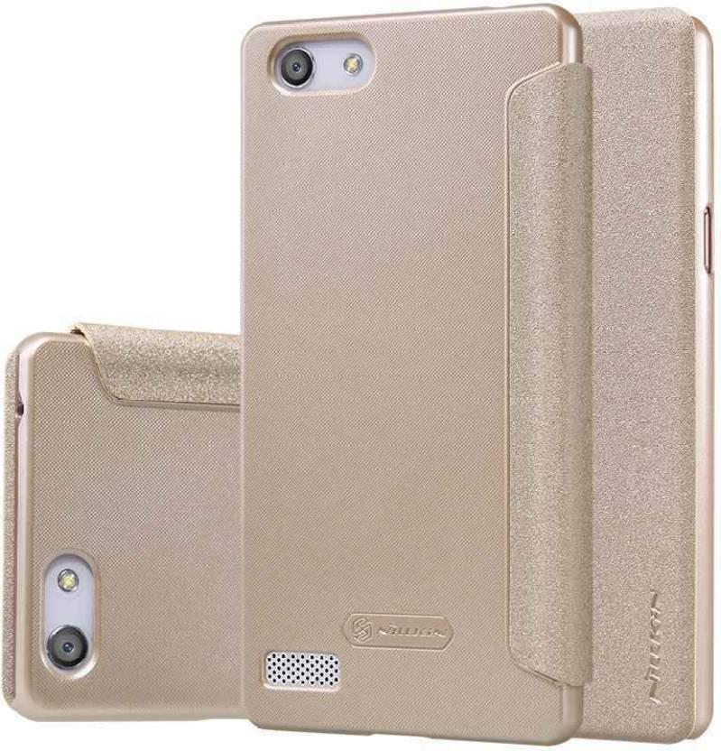 buy online d2c4e ac91c Nillkin Flip Cover for OPPO Neo 7 - Nillkin : Flipkart.com