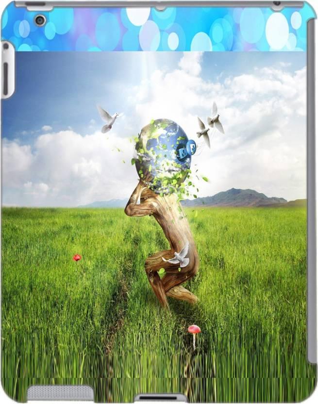 Farrow Back Cover for Apple iPad 2