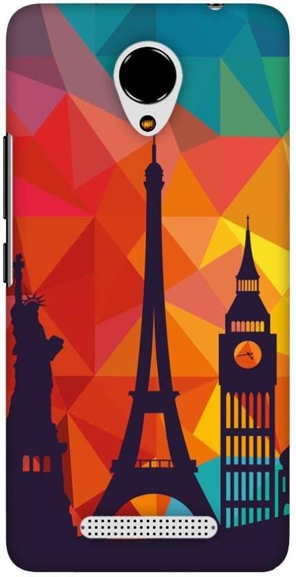 Fasheen Back Cover for Lava Iris X1 Selfie