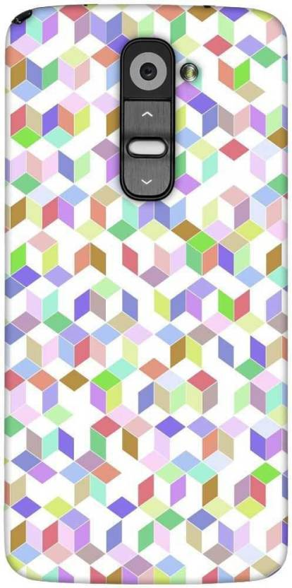 Snoogg Back Cover for LG G2
