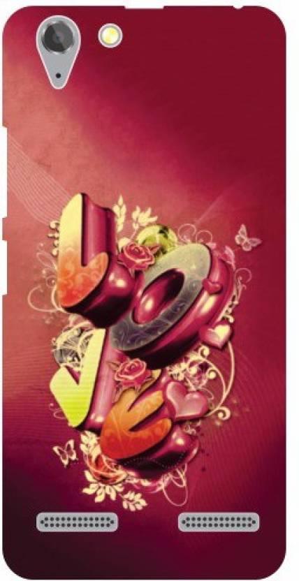 Printland Back Cover for Lenovo Vibe K5 Plus