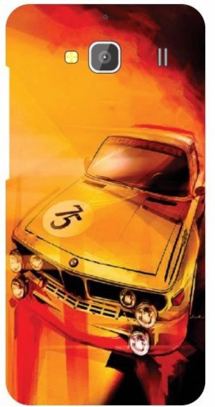 Printland Back Cover for Redmi 2