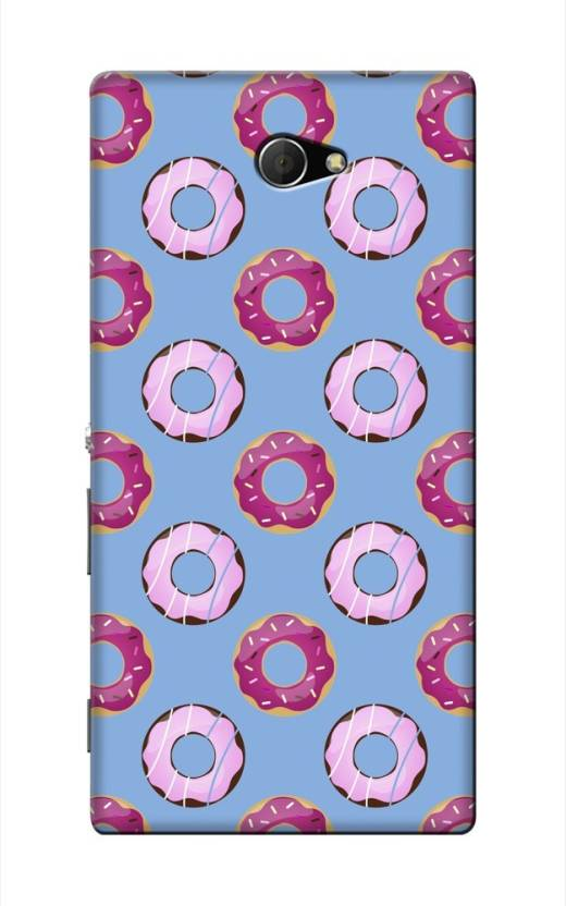 Blink Ideas Back Cover for Sony Xperia E4