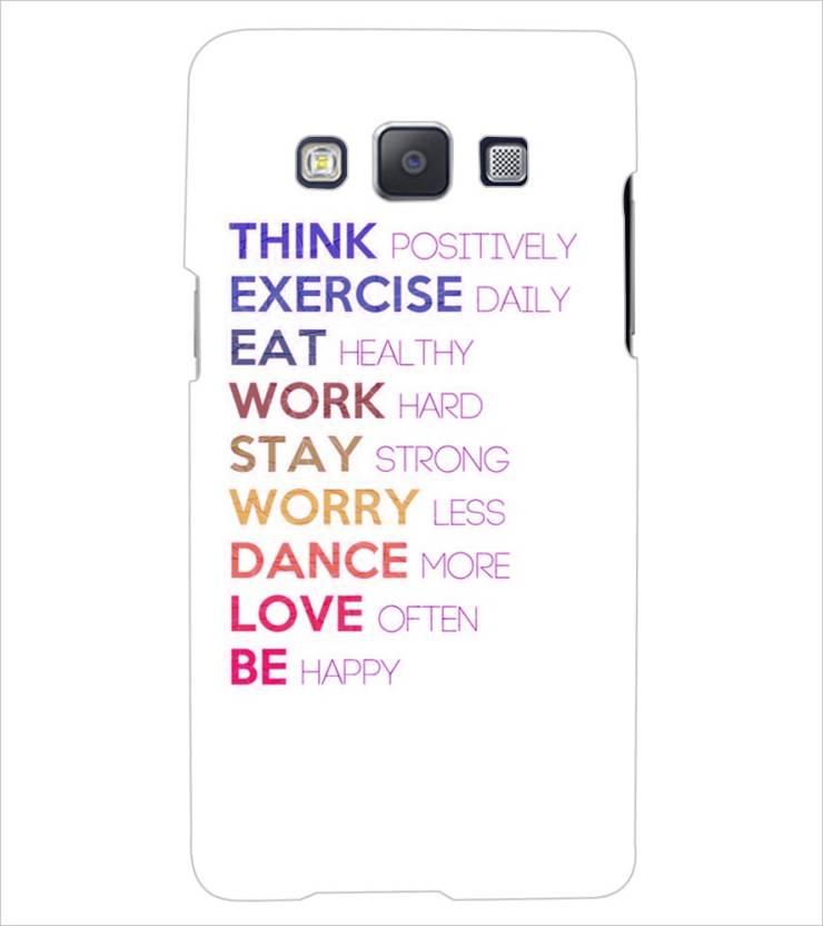 Farrow Back Cover for SAMSUNG Galaxy E7