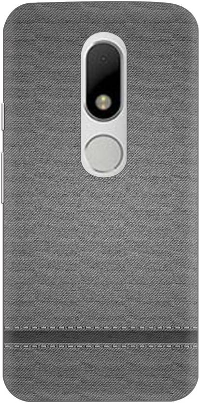 hot sale online b70d2 46ccd Knotyy Back Cover for Motorola Moto M