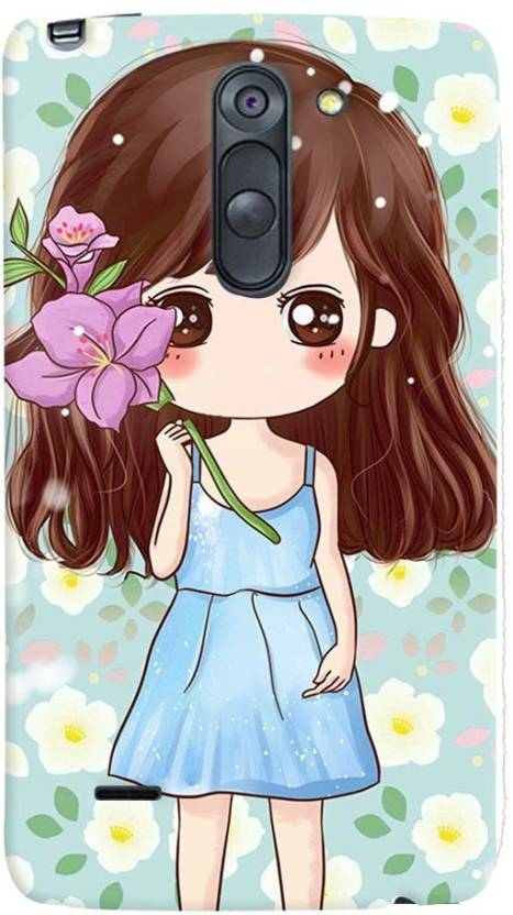 Mobile Makeup Back Cover for LG G3 Stylus, LG G3 Stylus D690N, LG G3 Stylus D690